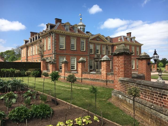 hanbury hall