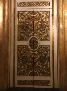 golden doors