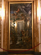 hall of mirror painting