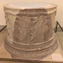 altar sanctuary of Athena Pronoaia